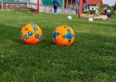 Gallerie Fussballgolf