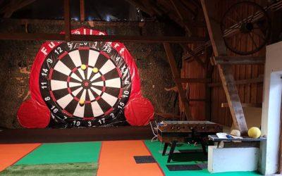 NEU: Unser Indoorspielstadl ist eröffnet!